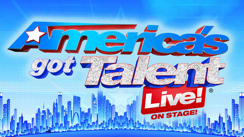 american's got talent live! on stage