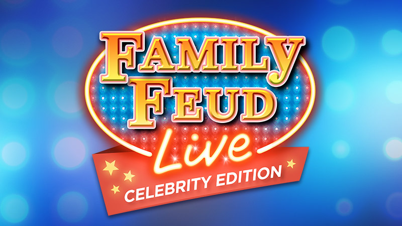 family feud live Celebrity edition